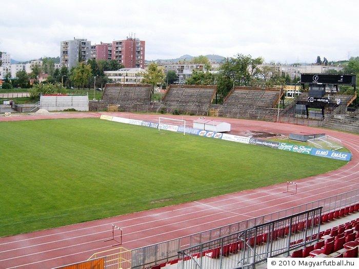 Miskolc, DVTK Borsodi Stadion