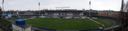Budapest, VIII. ker., Hidegkuti Nándor Stadion