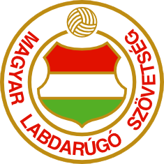 címer: Hungary national football team