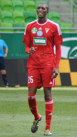 Sidibe Ibrahima (Nguidile 1980.08.10 - ) • Személyek • Magyarfutball ... 48aff788fa