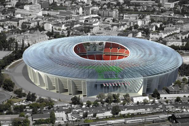 Budapest xiv ker pusk s ferenc stadion k pek adatok for Piscine du 5 juillet alger