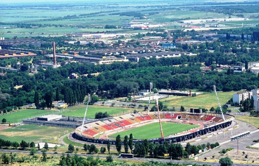 Győr, Győri ETO Stadion: képek, adatok • stadionok • Magyarfutball.hu