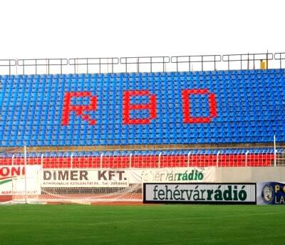 Székesfehérvár, Sóstói Stadion: képek, adatok • stadionok