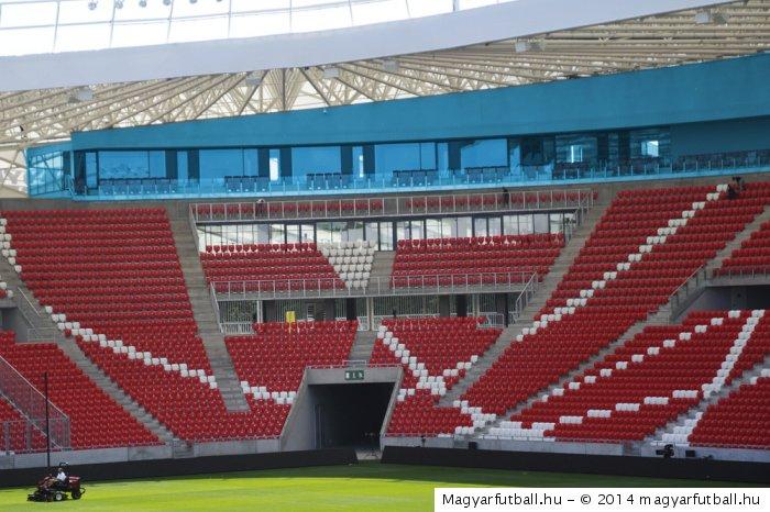 ... Nagyerdei Stadion VIP szektor ... 3f15b71ec6