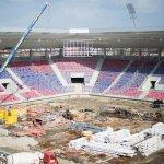 Mol aréna-Sóstó  A stadion építése ... bb47de0865